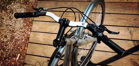Guidon de vélo anti vibration
