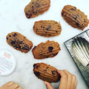 Cookies madeleine
