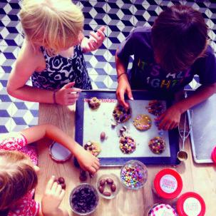 Cookies pour enfants