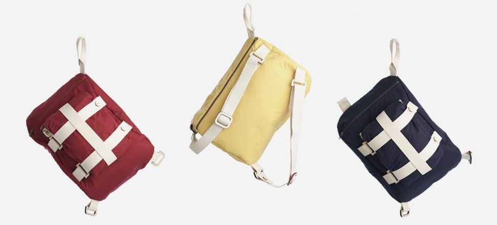 Sac convertible collection couleur