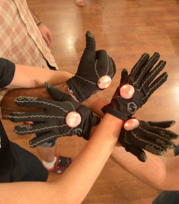 Les gants connectes pour la musique
