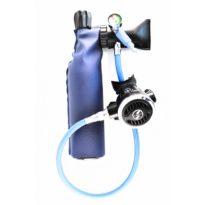 MiniDive pro - Mini bouteille de plongée avec détendeur