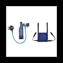 MiniDive pro - Mini bouteille de plongée avec détendeur et harnais