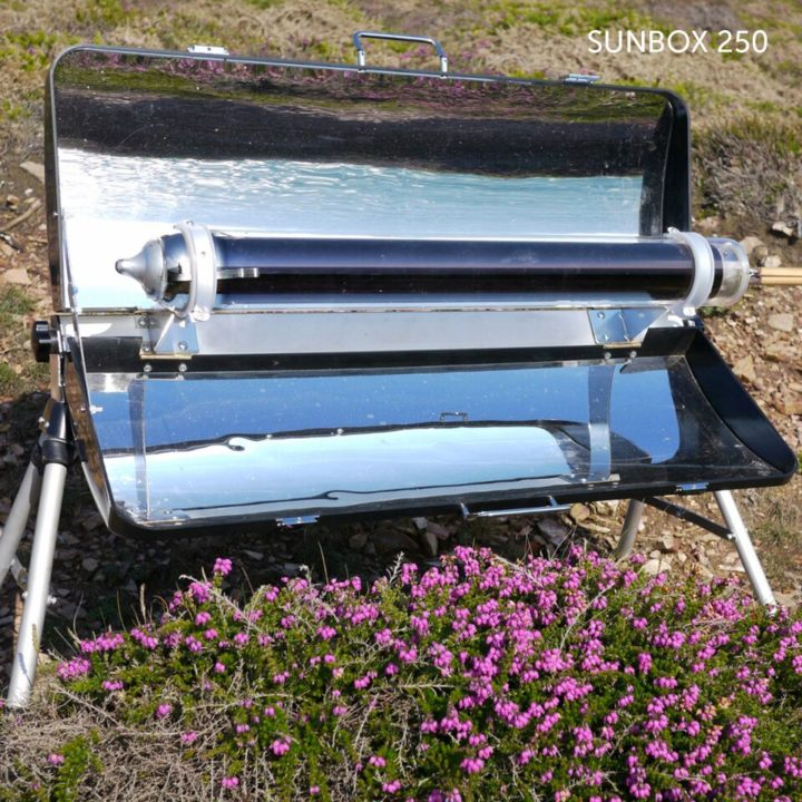 SolarBrother-Sunbox 250-Camping-Montagne