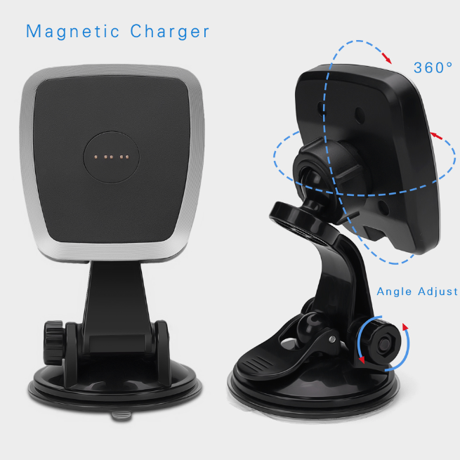 Magconn support iPhone magnétique