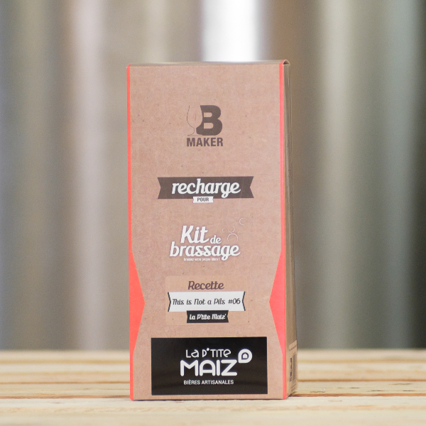 Recharge kit de brassage biere Maiz