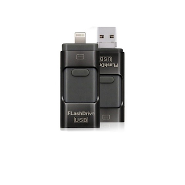 first-connect-cle-usb-multifonction-universelle-noir