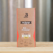 Recharge kit de brassage bière blache pale